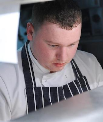 Getting hot in the kitchen, meet Jordan our Head Chef