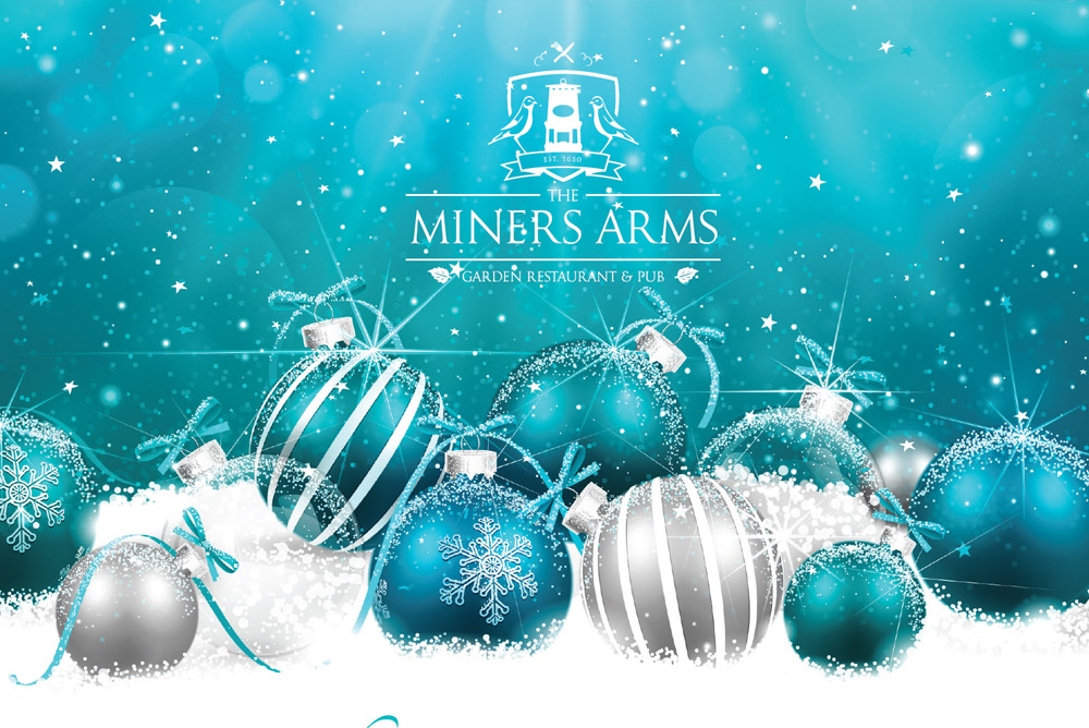 Christmas at The Miners Arms