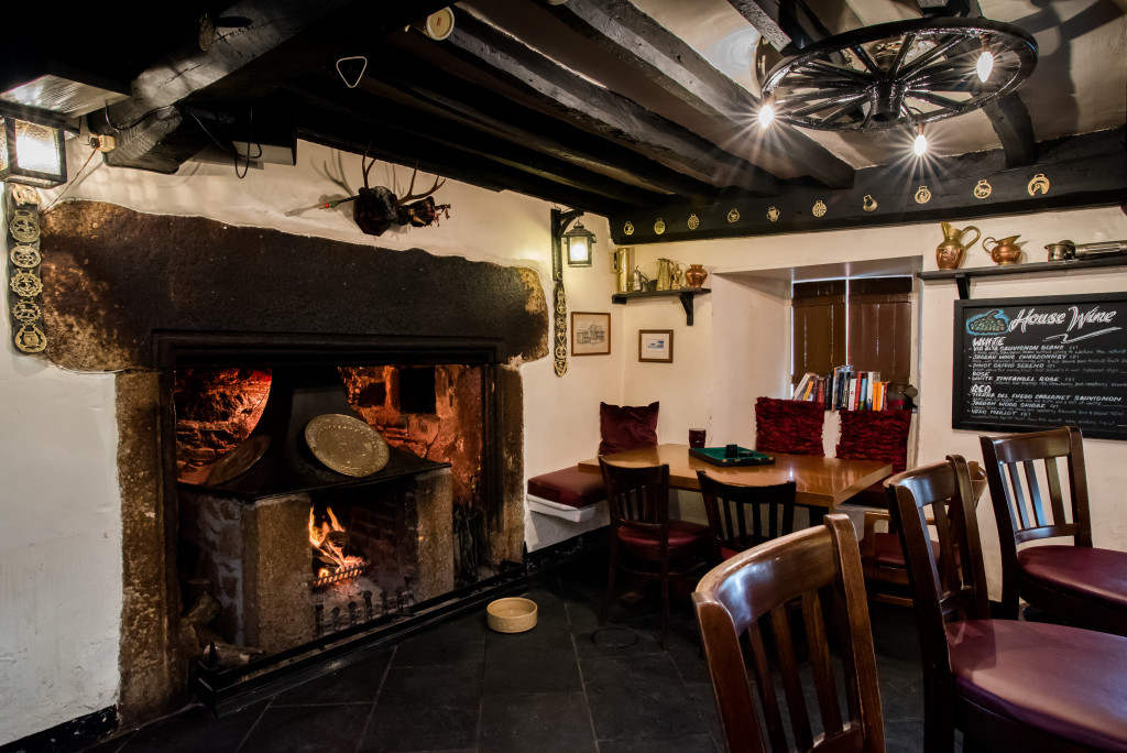 The Miners Arms - Hemerdon - country pub